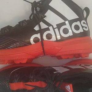 Size 15 Adidas Cleats